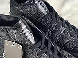 Женские кроссовки Adidas Mastodon Pro Model Rick Owens Triple Black BA9763, фото 5