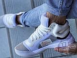 Чоловічі кросівки Adidas Marquee Boost White Grey G28978, фото 2