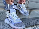 Чоловічі кросівки Adidas Marquee Boost White Grey G28978, фото 4