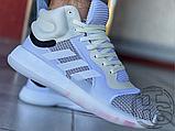 Чоловічі кросівки Adidas Marquee Boost White Grey G28978, фото 7