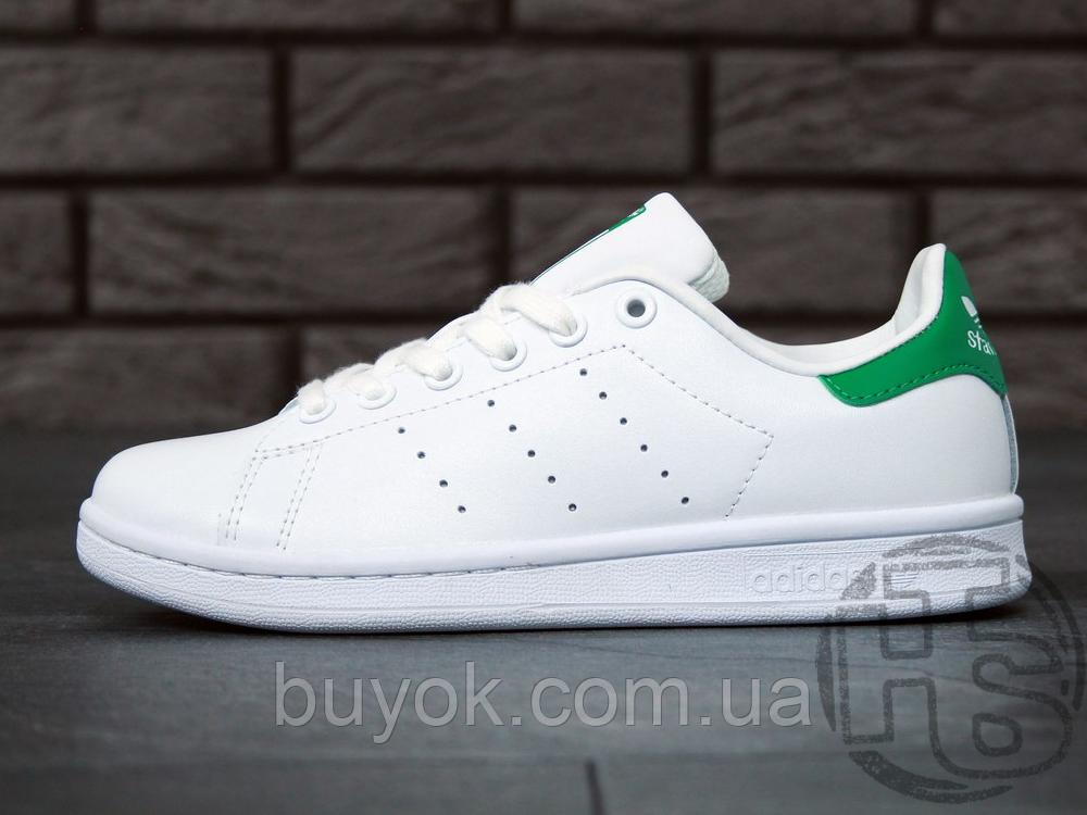 Чоловічі кросівки Adidas Stan Smith White/Green M20324