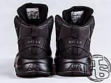 Мужские кроссовки Nike Air Huarache Winter Black, фото 5