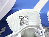 Жіночі кросівки Adidas Stan Smith Strap CF White Gold S75188, фото 6