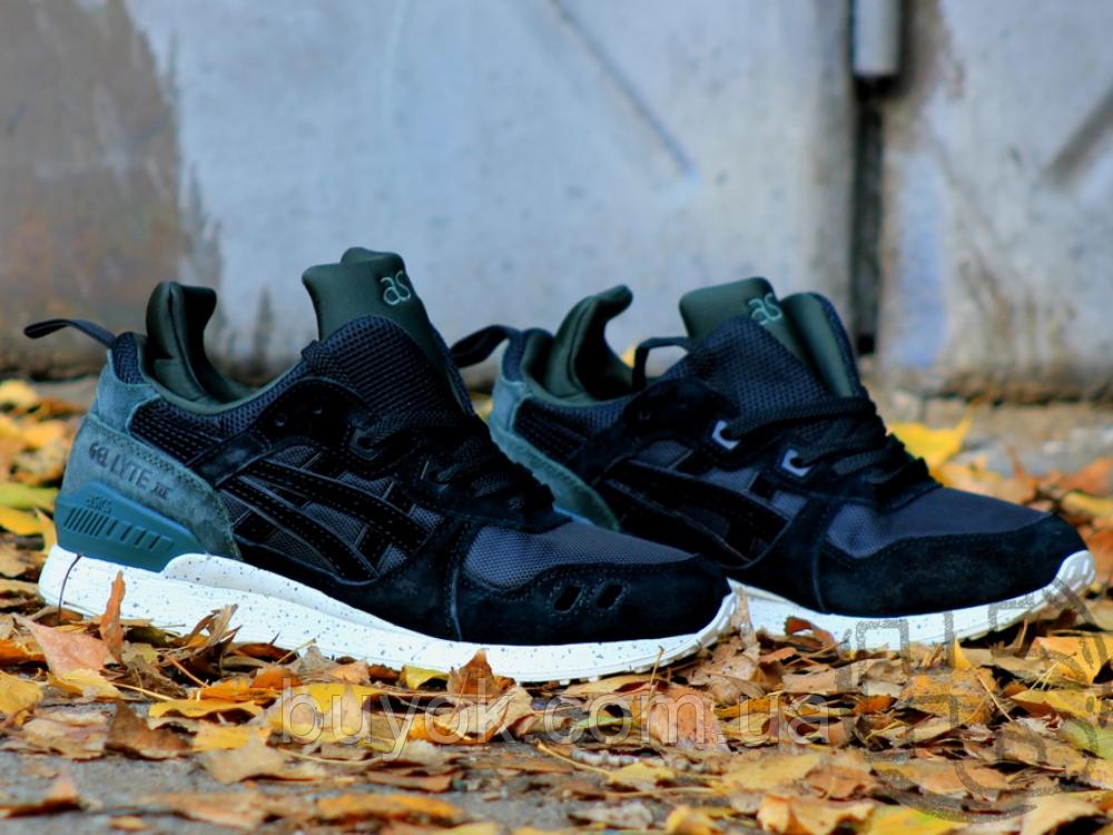Чоловічі кросівки Acics Gel-Lyte III MT Sneakerboot Black/Green 42