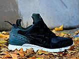 Чоловічі кросівки Acics Gel-Lyte III MT Sneakerboot Black/Green 42, фото 4