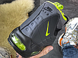 Чоловічі кросівки Nike Air Max 95 Sneakerboot Anthracite Volt 806809-003, фото 3