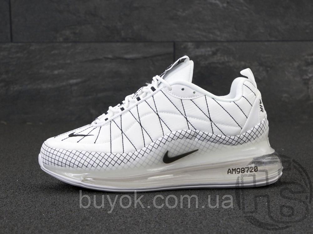 Чоловічі кросівки Nike Air Max 720-818 Triple White