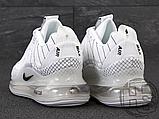 Чоловічі кросівки Nike Air Max 720-818 Triple White, фото 3
