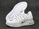 Чоловічі кросівки Nike Air Max 720-818 Triple White, фото 5