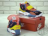 Мужские кроссовки Nike Air Max Speed Turf Multicolor Green/Blue-Yellow-Red BQ9632-300, фото 2