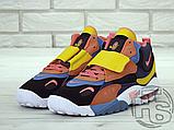 Мужские кроссовки Nike Air Max Speed Turf Multicolor Green/Blue-Yellow-Red BQ9632-300, фото 4