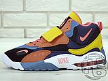 Мужские кроссовки Nike Air Max Speed Turf Multicolor Green/Blue-Yellow-Red BQ9632-300, фото 5
