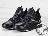 Мужские кроссовки Reebok GL6000 High-Top Winter Black 42, фото 3
