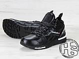 Мужские кроссовки Reebok GL6000 High-Top Winter Black 42, фото 4
