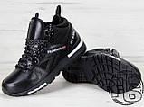 Мужские кроссовки Reebok GL6000 High-Top Winter Black 42, фото 5