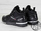 Мужские кроссовки Reebok GL6000 High-Top Winter Black 42, фото 7