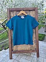 Женские трикотажные футболки 46-48р, фото 1