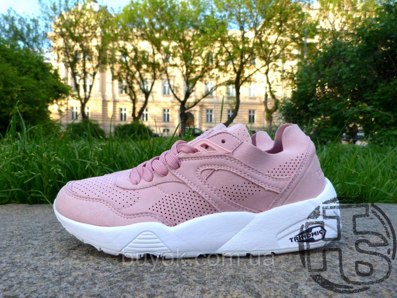 Жіночі кросівки Puma Trinomic R698 Soft Pack Pink 360104-04