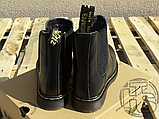 Женские ботинки Dr Martens Chelsea 2976 Yellow Stitch Black 22227001, фото 5