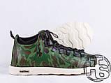Мужские ботинки Native Fitzsimmons Boots Green Camo, фото 2