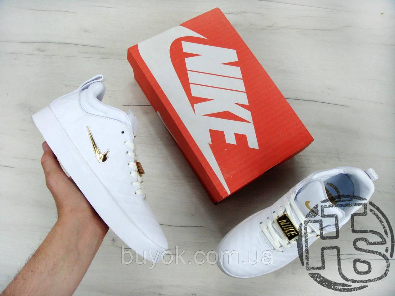 Чоловічі кросівки Nike Tiempo Vetta 17 Beige/Gold/White 876245-100