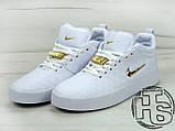 Чоловічі кросівки Nike Tiempo Vetta 17 Beige/Gold/White 876245-100, фото 3