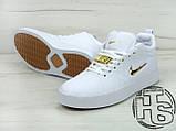 Чоловічі кросівки Nike Tiempo Vetta 17 Beige/Gold/White 876245-100, фото 4