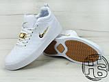 Чоловічі кросівки Nike Tiempo Vetta 17 Beige/Gold/White 876245-100, фото 5
