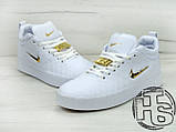 Чоловічі кросівки Nike Tiempo Vetta 17 Beige/Gold/White 876245-100, фото 7