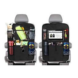Универсальный органайзер для заднего сиденья автомобиля 2 шт.