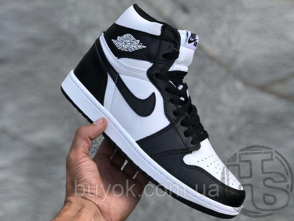 Чоловічі кросівки Air Jordan 1 Retro High Twist Black White CD0461-007