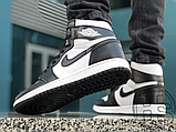 Чоловічі кросівки Air Jordan 1 Retro High Twist Black White CD0461-007, фото 2