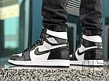 Чоловічі кросівки Air Jordan 1 Retro High Twist Black White CD0461-007, фото 3