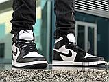 Чоловічі кросівки Air Jordan 1 Retro High Twist Black White CD0461-007, фото 5