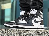 Чоловічі кросівки Air Jordan 1 Retro High Twist Black White CD0461-007, фото 6