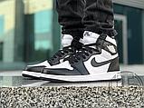 Чоловічі кросівки Air Jordan 1 Retro High Twist Black White CD0461-007, фото 9
