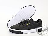 Мужские кроссовки Puma Cali Black White 369155-03, фото 4