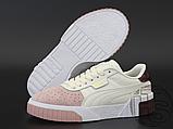 Жіночі кросівки Puma Cali Multicolor 369968-01, фото 5
