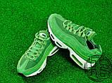 Мужские кроссовки Nike Air Max 95 Green/White 307960-300, фото 3