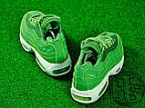 Мужские кроссовки Nike Air Max 95 Green/White 307960-300, фото 6