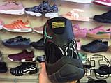 Мужские кроссовки Air Jordan 11 XI Gamma Blue 378037-006, фото 3