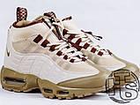 Чоловічі кросівки Nike Air Max 95 Sneakerboot Khaki/Matte Olive 806809-200, фото 2
