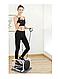 Багатофункціональний тренажер, стілець тренажер для фітнесу, бігова доріжка EL-1288, фото 3