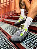 Чоловічі кросівки Air Jordan 4 Retro SE Neon (чоловічі Аїр Джордан 4 Ретро Неон) CT5342-007, фото 4