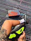 Чоловічі кросівки Air Jordan 4 Retro SE Neon (чоловічі Аїр Джордан 4 Ретро Неон) CT5342-007, фото 6