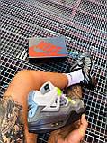 Чоловічі кросівки Air Jordan 4 Retro SE Neon (чоловічі Аїр Джордан 4 Ретро Неон) CT5342-007, фото 8