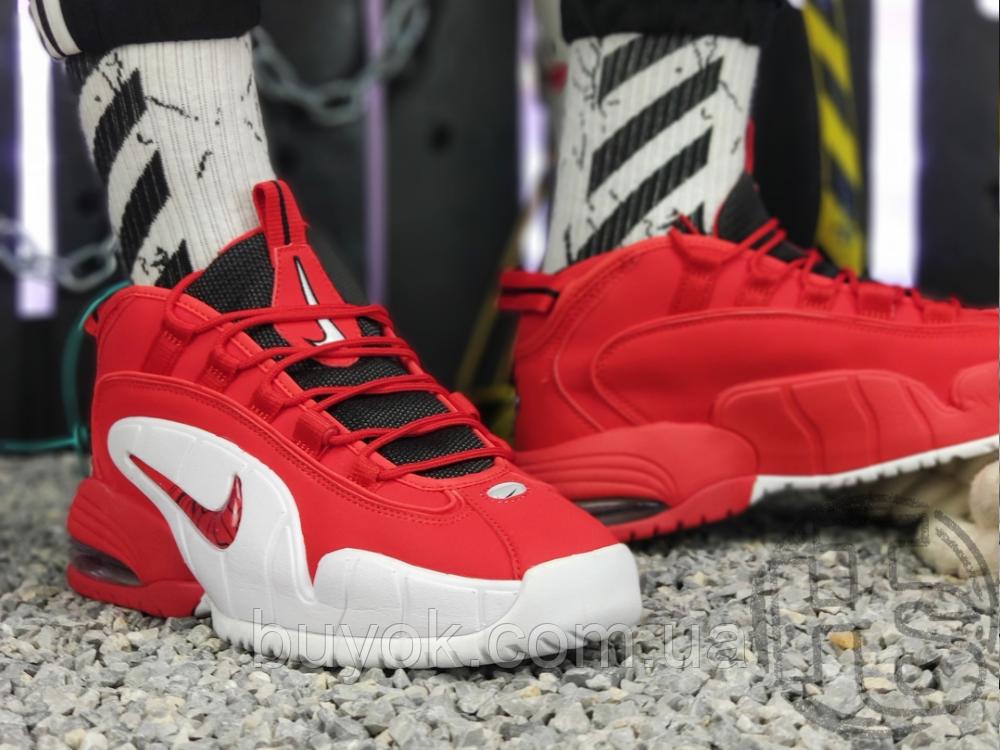 Чоловічі кросівки Nike Air Max Penny 1 Rival Pack Red/White-Black 685153-600