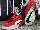 Чоловічі кросівки Nike Air Max Penny 1 Rival Pack Red/White-Black 685153-600, фото 2