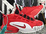 Чоловічі кросівки Nike Air Max Penny 1 Rival Pack Red/White-Black 685153-600, фото 4