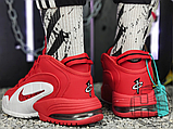 Чоловічі кросівки Nike Air Max Penny 1 Rival Pack Red/White-Black 685153-600, фото 5